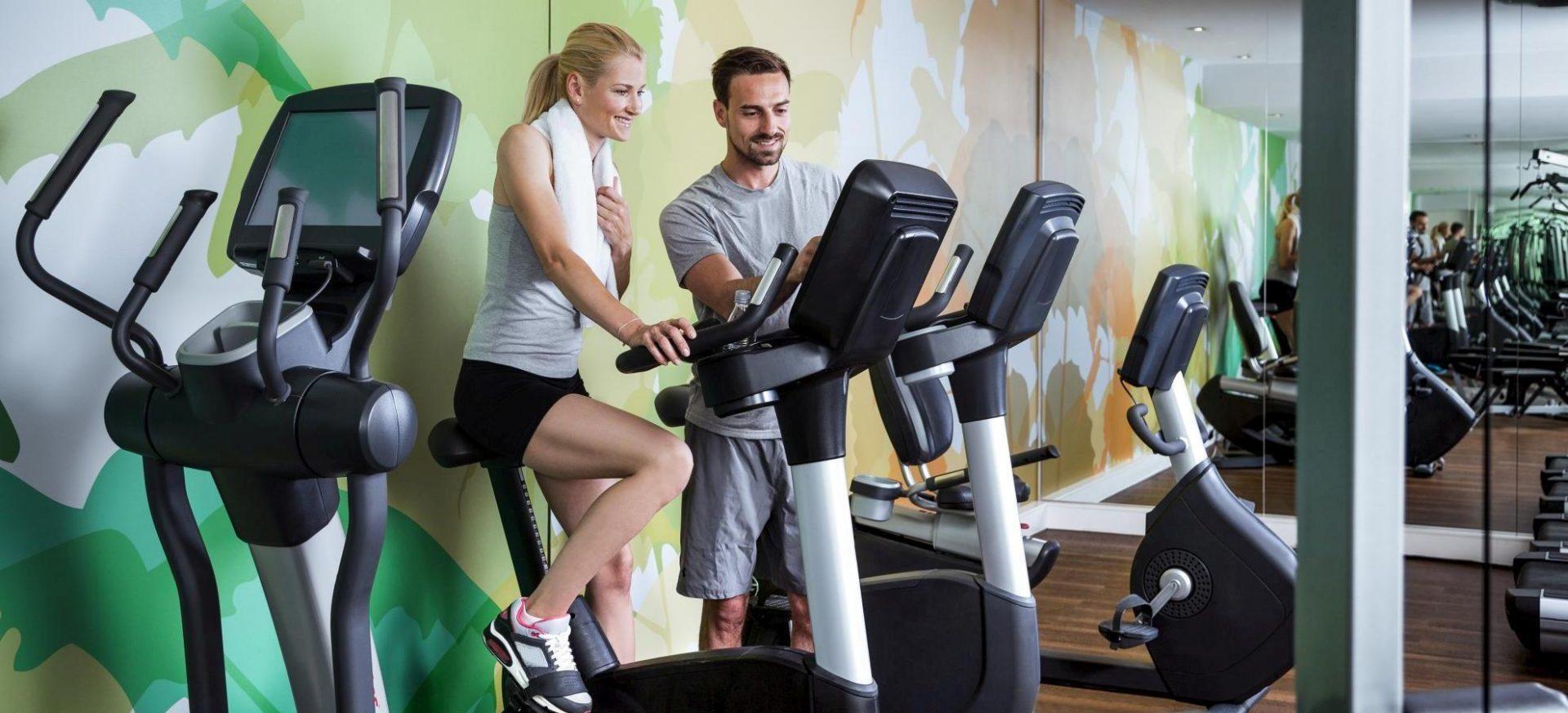 Pullman Munich Fitness