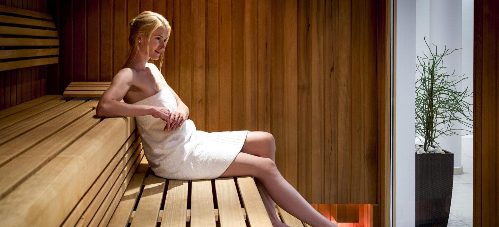 Pullman Munich Sauna