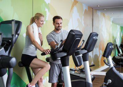 Pullman Hotel Munich Fitness