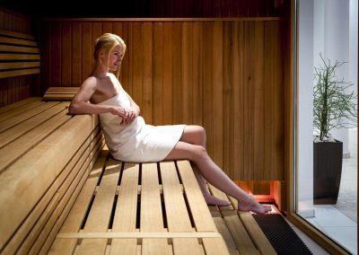 Pullman Hotel Munich Garden Spa Sauna