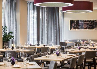 Pullman Hotel Munich Theos Restaurant