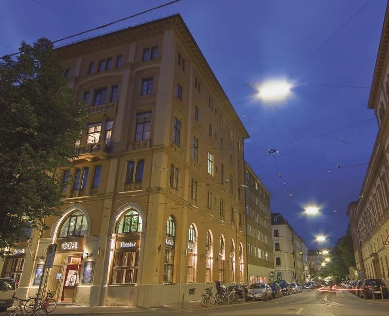 Pullman Munich - GOP Varieté-Theater München
