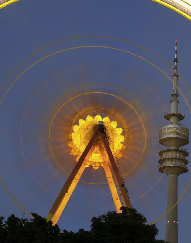 Das Impark Festival in München - Pullman München