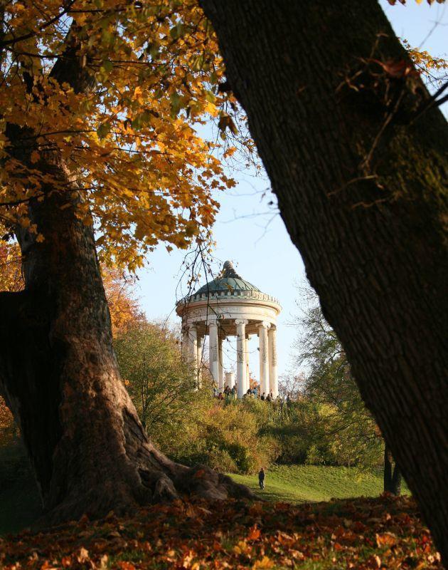 Englischer Garten München - Pullman München
